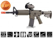 Elite Force M4A1 Sportline Carbine AEG Airsoft Gun (Tan)
