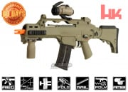 Elite force H&K Blow Back G36CV AEG Airsoft Gun (Dark Earth)