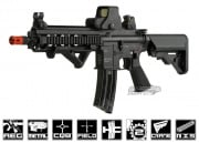 * 100k GITV Cyber Buster * Elite Force H&K Full Metal 416 CQB AEG Airsoft Gun (by VFC)
