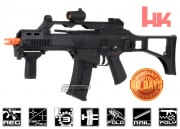 Elite Force H&K G36C AEG Airsoft Gun ( Black / Sportline )