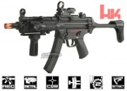 Elite Force H&K Full Metal MP5A5 RIS AEG Airsoft Gun (by G&G)
