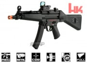 Elite Force H&K Full Metal MP5A4 AEG Airsoft Gun ( by G&G )