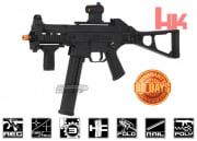 Elite Force H&K UMP Sportline AEG SMG Airsoft Gun (Black)