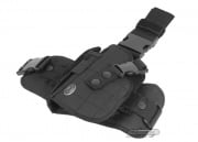 UTG Left Handed Drop Leg Holster (Black)