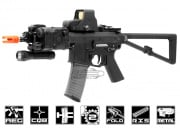 "Knight's Armament Full Metal PDW 8"" By VFC Airsoft Gun"