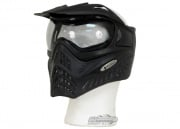V-Force Grill Anti-Fog Full Face Mask ( Black )