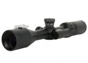 VISM 3-9x42 Center Beam Series Scope (P4 Sniper Reticle & Integrated Green Laser)
