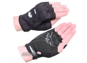Valken Impact Half Finger Gloves (Small/Medium)