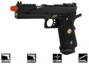 WE Black Dragon 5.1 B 1911 Hi Capa Pistol GBB Airsoft Gun (Black)