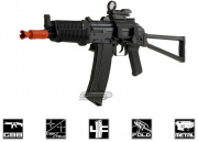 WE Full Metal AK74UN GBB Rifle Airsoft Gun (BLK)