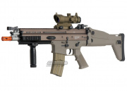 (Discontinued) WE Full Metal MK16 Light Gen 3 GBB Rifle Airsoft Gun (TAN)