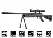 Well MB13D Bolt Action Sniper Rifle Airsoft Gun (Scope Package)