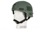X-Factor MICH 2000 Replica Helmet with NVG Mount (OD)