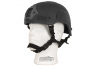 X-Factor MICH 2001 Replica Helmet w/ NVG Mount (Black)