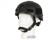 X-Factor MICH 2002 Replica Helmet w/ NVG Mount (Black)