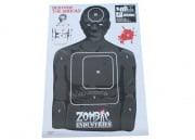"Zombie Industries Ivan Zombie Colossal Paper Target - 25 Pack (23 x 35"")"