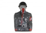 Zombie Industries Bleeding Zombie Target - Nazi