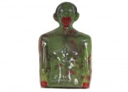 "Zombie Industries Bleeding Zombie Target - ""Rocky"" ( Green )"