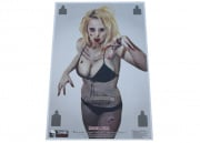 "Zombie Industries ""Jenni"" Zombie Targets Paper Target (23 x 35"")"