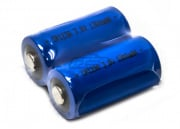 AIM Sports CR123A High Peak 3.0V 1300mAH Lithium Battery (2pack)