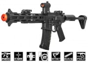 "Ares Amoeba AM013 M4 Carbine 13"" Modular Rail AEG Airsoft Gun (Black)"