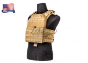 Condor Outdoor Cyclone Plate Carrier (Tan)