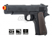 CYMA 1911 Metal Electric AEP Full Semi Auto Pistol Airsoft Gun