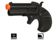 Marushin Derringer Gas Pistol Airsoft Gun (8mm/Black)