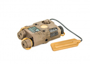 Echo 1 PEQ15 Illuminator Laser & LED Light Combo (Dark Earth)