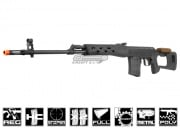 Echo 1 RedStar Full Metal CSR AEG Sniper Rifle Airsoft Gun