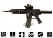 G&G Combat Machine GR16 CQW Wasp M4 Carbine Blow Back AEG Airsoft Gun (Black)