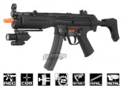 G&G Full Metal PM5-A5 Blowback Retractable Stock AEG Airsoft Gun