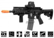 G&G Combat Machine GR4 100Y M4 Carbine Blow Back AEG Airsoft Gun (Black)