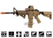 G&G Full Metal GC16 M4 Raider Long DST HT AEG Airsoft Gun