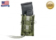High Speed Gear Double Decker TACO Magazine Pouch (OD)