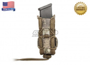 High Speed Gear Single Universal Pistol TACO Magazine Pouch (ATACS)