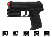 (Discontinued) KWA Full Metal KP8C Operator Pistol Package Airsoft Gun