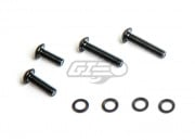 Lonex AEG Gearbox Screw Set Ver.3
