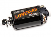 Lonex A3 High Speed Revolution Motor (Short)