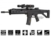 Full Metal PTS Masada ACR AEG Airsoft Gun (Black)