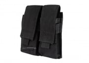 Condor Outdoor Velcro Dual Tool/Flashlight Pouch (Black)