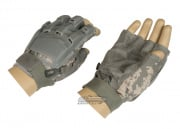 Emerson Armored Half Finger Gloves (ACU/L)