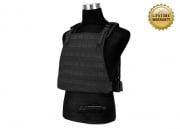 Pantac USA 1000D Cordura Spec Op Plate Carrier (Medium/Black/Tactical Vest)