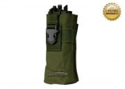 Pantac USA 1000D Cordura Molle Radio Pouch for Prc-148 (OD)