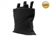 Pantac 1000D Cordura Belt Mounted Magazine Drop Pouch ( Black )