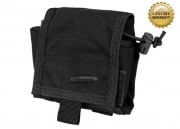 Pantac USA 1000D Cordura Molle Foldable Magazine Drop Pouch (Black)