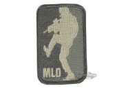 MM Major League Doorkicker Velcro Patch ( ACU )