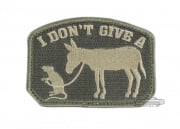 MM I Dont Give A... Velcro Patch ( ACU )