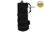 Pantac 1000D Cordura Bottle Pouch ( Black )