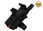 Pantac USA 1000D Cordura H&K MP7 Dropleg Holster (Black)